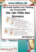 Cover-Bild zu Freiarbeit - Training der vier Fälle - Kartei 2 (eBook) von Kiel, Steffi