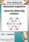 """Cover-Bild zu Werkstatt """"Adjektive"""" - Sprache lebendig gestalten (eBook) von Kiel, Steffi"""