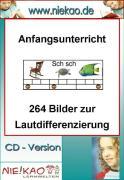Cover-Bild zu Anfangsunterricht - 264 Bilder zur Lautdifferenzierung (eBook) von Kiel, Steffi