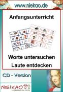 Cover-Bild zu Anfangsunterricht - Worte untersuchen - Laute entdecken (eBook) von Kiel, Steffi