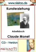 """Cover-Bild zu Kunsterziehung """"Arbeitsbuch Monet"""" (eBook) von Kiel, Steffi"""