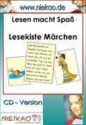 Cover-Bild zu Lesen macht Spaß - Lesekiste Märchen 1 (eBook) von Kiel, Steffi