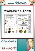 Cover-Bild zu Mit Strategien Schreiben lernen - Wörterbuchkartei (eBook) von Kiel, Steffi