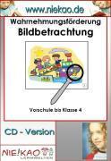 Cover-Bild zu Wahrnehmungsförderung - Bildbetrachtung (eBook) von Kiel, Steffi