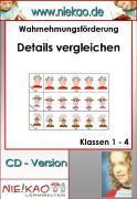 Cover-Bild zu Wahrnehmungsförderung - Details vergleichen (eBook) von Kiel, Steffi