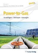 Cover-Bild zu Power-to-Gas (eBook) von Graf, Frank (Hrsg.)