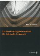 Cover-Bild zu Brunner, Babette: Das Staatsvertragsreferendum