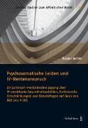 Cover-Bild zu Gerber, Kaspar: Psychosomatische Leiden und IV-Rentenanspruch