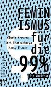 Cover-Bild zu Feminismus für die 99% von Arruzza, Cinzia