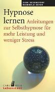 Cover-Bild zu Hypnose lernen von Revenstorf, Dirk