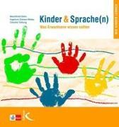 Cover-Bild zu Kinder & Sprache(n) (Kinder und Sprache(n)) von Dehn, Mechthild