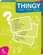 Cover-Bild zu Thingy von Bücken, Hajo