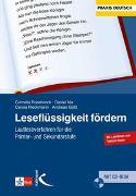 Cover-Bild zu Leseflüssigkeit fördern von Rosebrock, Cornelia