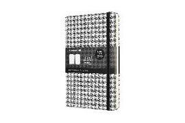 Cover-Bild zu Moleskine Notizbuch - Blend 2021, Large/A5, Liniert, Fester Einband, Karomuster klein