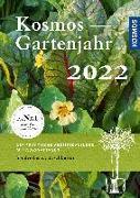 Cover-Bild zu Kosmos Gartenjahr 2022 von Heß, Thomas