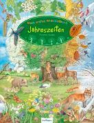 Cover-Bild zu Mein erstes Wimmelbuch: Mein erstes Wimmelbuch - Jahreszeiten von Henkel, Christine (Illustr.)