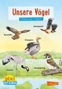 Cover-Bild zu Pixi Wissen 108: VE 5 Unsere Vögel von Oftring, Bärbel