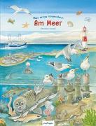 Cover-Bild zu Mein erstes Wimmelbuch: Mein erstes Wimmelbuch - Am Meer von Henkel, Christine (Illustr.)