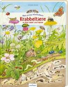 Cover-Bild zu Mein erstes Wimmelbuch: Krabbeltiere in Feld, Wald und Wiese von Henkel, Christine (Illustr.)