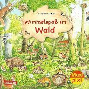 Cover-Bild zu Maxi Pixi 282: VE 5 Wimmelspaß im Wald (5 Exemplare) von Henkel, Christine