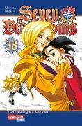 Cover-Bild zu Nakaba, Suzuki: Seven Deadly Sins 38