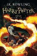 Cover-Bild zu Harry Potter and the Half-Blood Prince von Rowling, J.K.