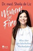 Cover-Bild zu Woman on Fire von de Liz, Sheila