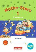 Cover-Bild zu Mathe-Stars - Grundwissen 1. Schuljahr. TING-Ausgabe. Übungsheft mit Lösungen von Hatt, Werner