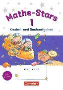 Cover-Bild zu Mathe-Stars - Knobel- und Sachaufgaben 1. Schuljahr. Übungsheft mit Lösungen von Hatt, Werner