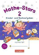 Cover-Bild zu Mathe-Stars - Knobel- und Sachaufgaben 2. Schuljahr. Übungsheft mit Lösungen von Hatt, Werner