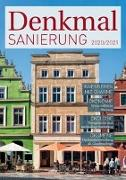 Cover-Bild zu Denkmalsanierung 2020/2021 von Laible, Johannes (Hrsg.)