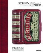 Cover-Bild zu Scheinbücher   Fake Books