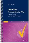 Cover-Bild zu Checklisten Krankheiten im Alter von Gurk, Stefanie