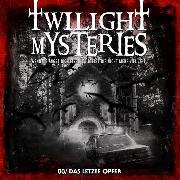 Cover-Bild zu Twilight Mysteries, Folge 3: Das letzte Opfer (Audio Download) von Albrodt, Erik