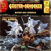 Cover-Bild zu Geister-Schocker, Folge 63: Boten des Unheils (Audio Download) von Warren, Earl