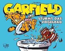 Cover-Bild zu Davis, Jim: Garfield - Stürmt das Vogelbad
