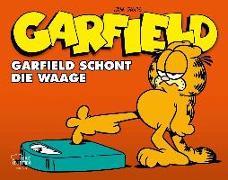 Cover-Bild zu Davis, Jim: Garfield - Schont die Waage