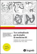 Cover-Bild zu Test attitudinale per lo studio di medicina III von Centre pour le développement de tests et le diagnostic (Hrsg.)