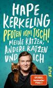 Cover-Bild zu Kerkeling, Hape: Pfoten vom Tisch!