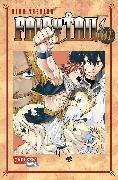 Cover-Bild zu Mashima, Hiro: Fairy Tail 61