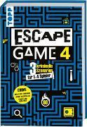 Cover-Bild zu Escape Game 4 CRIME von Prieur, Rémi