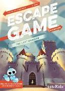 Cover-Bild zu Escape Game Adventure: The Last Dragon von Vives, Melanie
