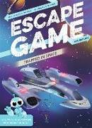 Cover-Bild zu Escape Game Adventure: Trapped in Space von Vives, Melanie