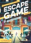Cover-Bild zu Escape Game Adventure: Operation Pizza von Vives, Melanie