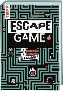 Cover-Bild zu Escape Game von Prieur, Rémi