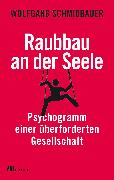 Cover-Bild zu Raubbau an der Seele (eBook) von Schmidbauer, Wolfgang