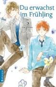 Cover-Bild zu Shima, Asato: Du erwachst im Frühling 05