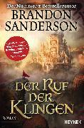 Cover-Bild zu Der Ruf der Klingen (eBook) von Sanderson, Brandon
