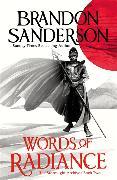 Cover-Bild zu Words of Radiance Part One von Sanderson, Brandon