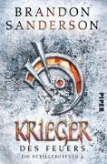 Cover-Bild zu Krieger des Feuers (eBook) von Sanderson, Brandon